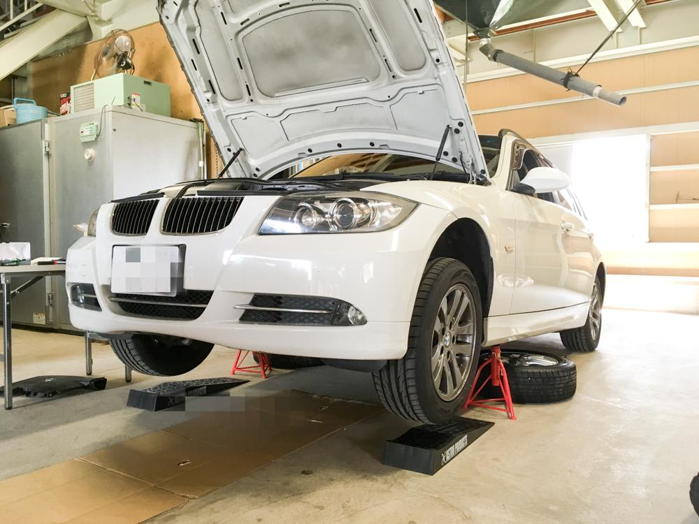 BMW 点検