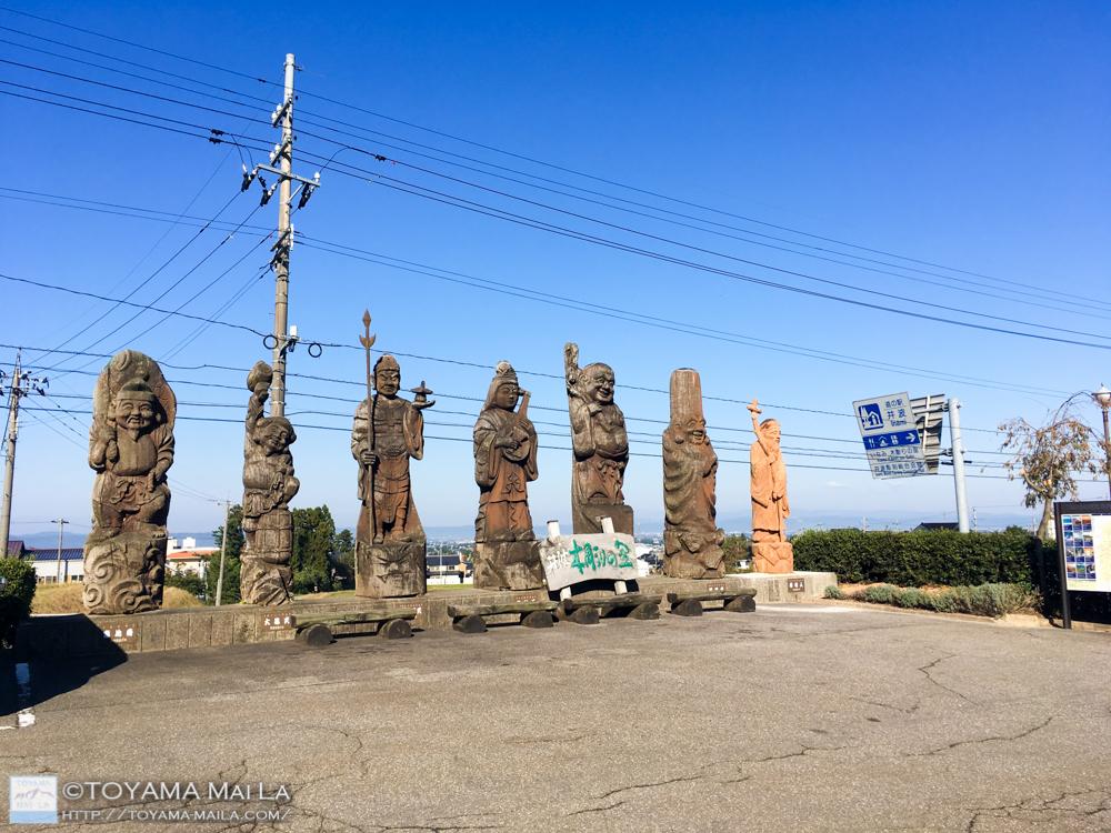 天神様 井波彫刻 木彫り 4