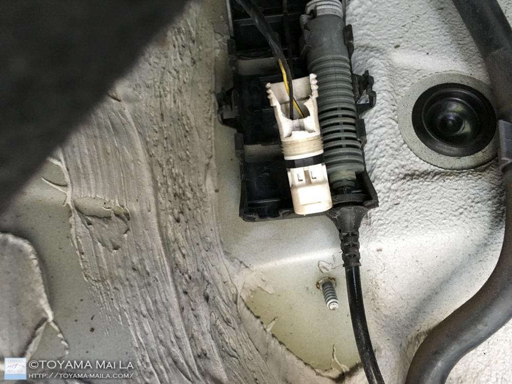 BMW E91 リアブレーキローター ブレーキパット 交換 DIY 32