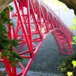 【紅葉】 10月下旬の黒部峡谷トロッコ鉄道はこんな感じだよ〜!