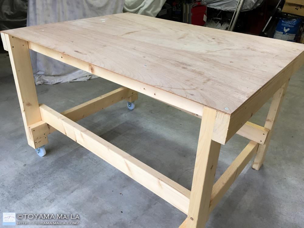DIY テーブルソー 自作 1