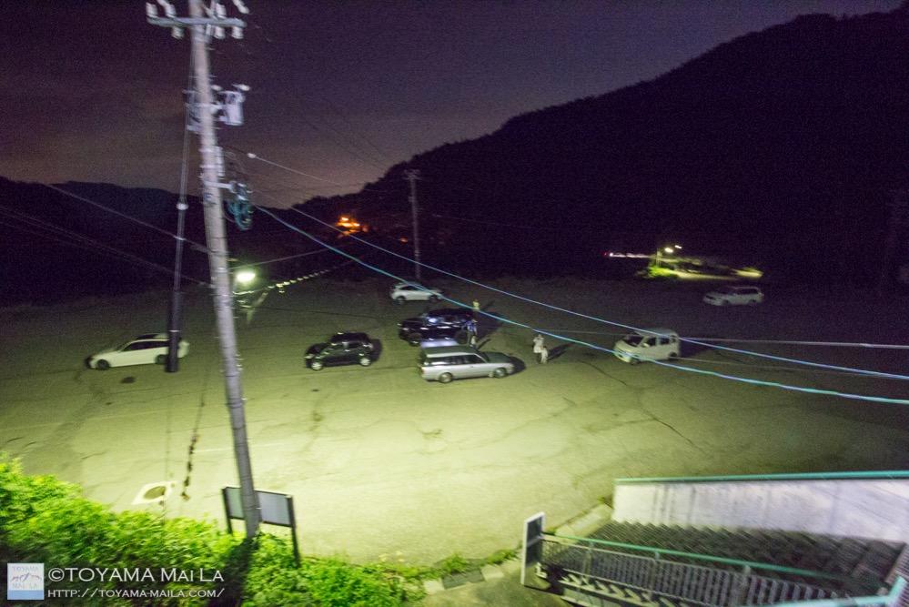 牛岳 イルミネーション 虹のかけはし 富山 8