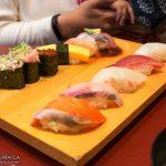 【寿司ランチ】1000円で大満足!番屋のすしでランチ!