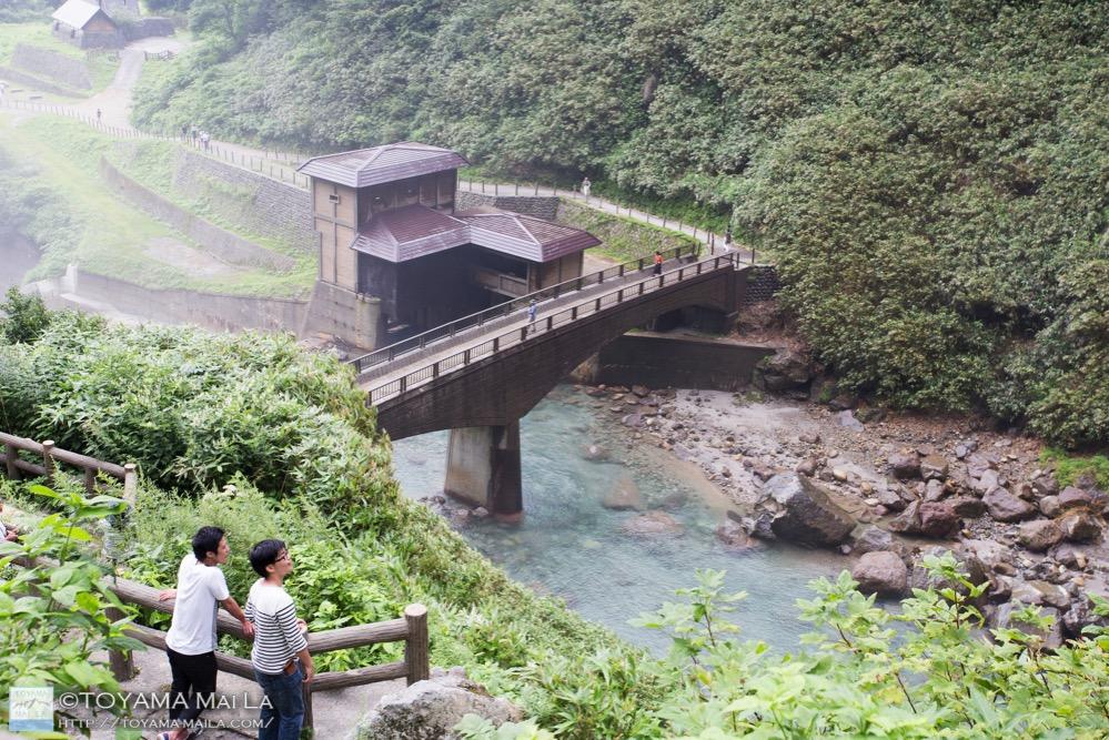 富山 百名瀑 称名滝 日本一 立山 12