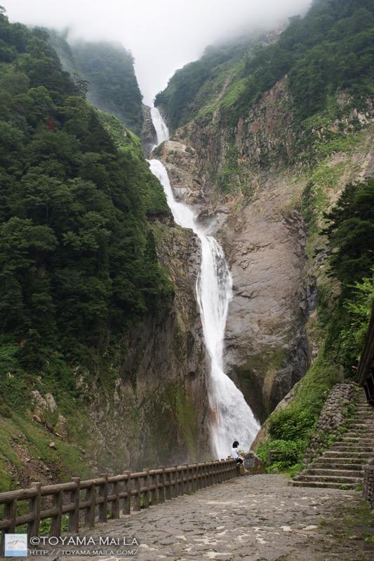 富山 百名瀑 称名滝 日本一 立山 8