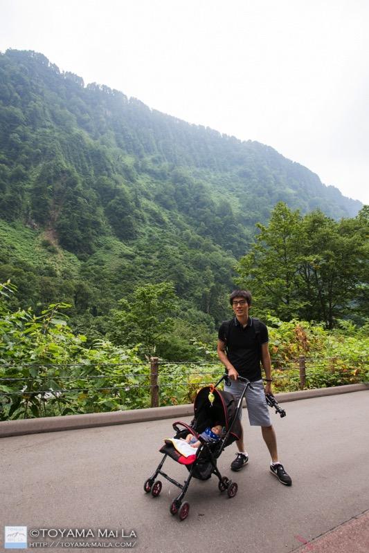 富山 百名瀑 称名滝 日本一 立山 3