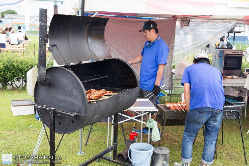 うおづグルメフェスタ2017 肉まつり 5