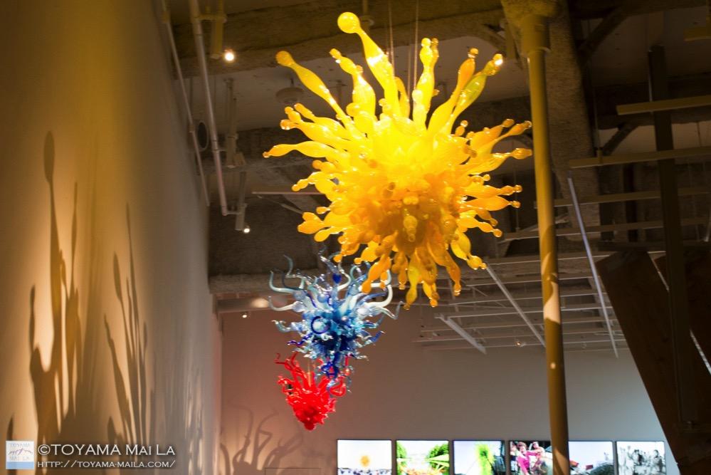 富山市ガラス美術館 TOYAMAキラリ 観光スポット 2